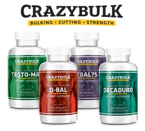 crazybulk - Fastest Way To Gain Muscle