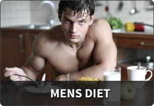 mens diet