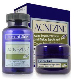 Lucent Skin Acnezine Male Acne