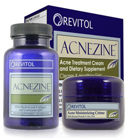 Real Revitol Acnezine Reviews
